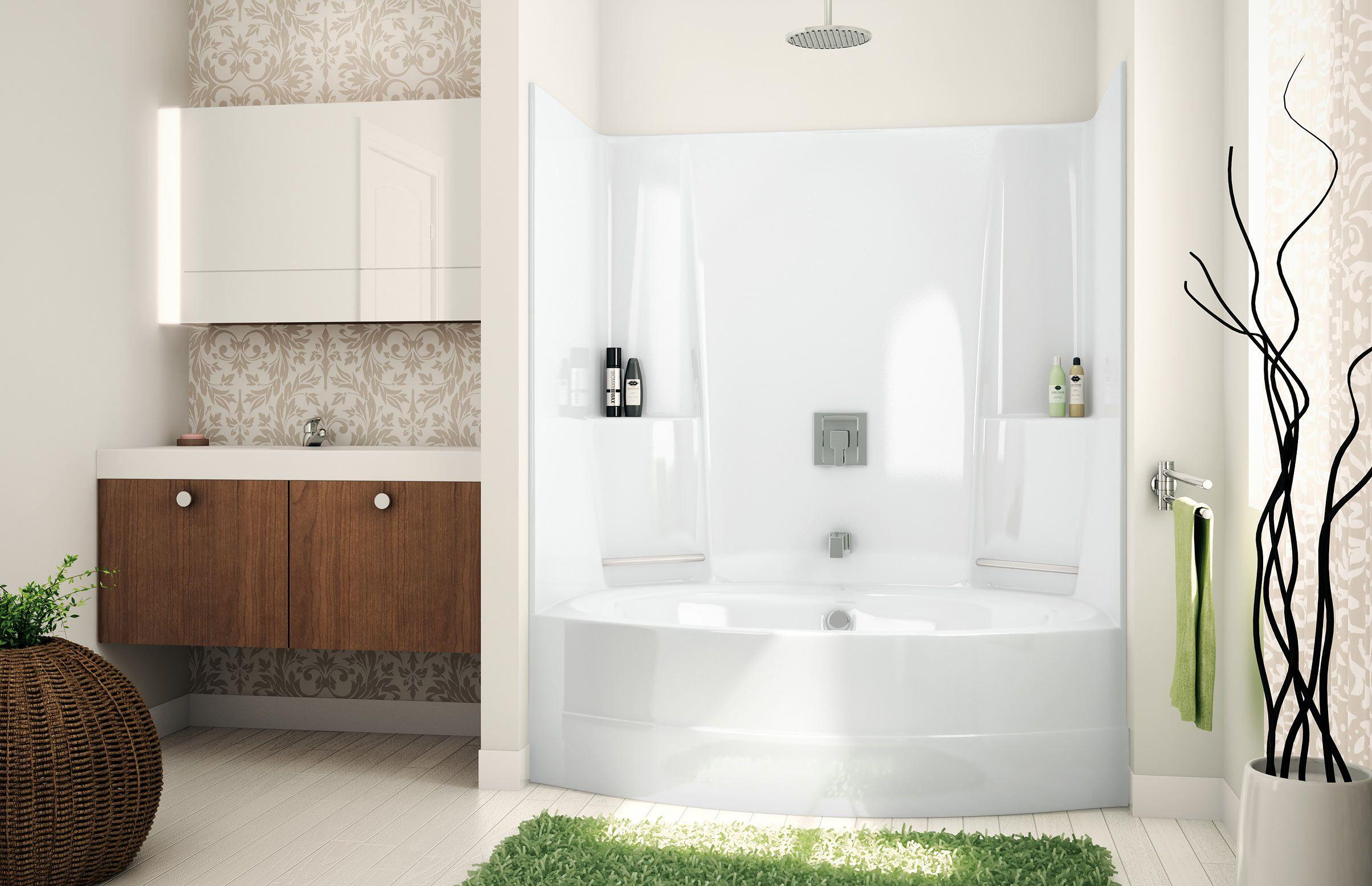 TSO6042 Alcove or Tub showers bathtub - MAAX Professional ...