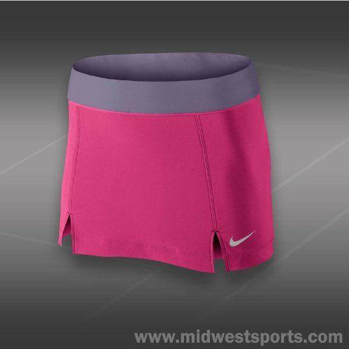 Nike Women`s Slam Tennis Skirt Pink F... for only $22.99  #Nike