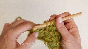 Sterrensteek Haken Star Stitch Pattern To Crochet A Star Stitch