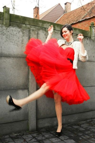 1000  images about Little red dress inspiration on Pinterest ...