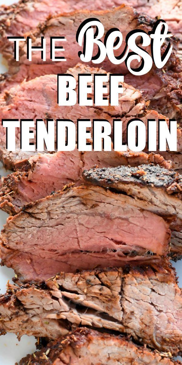 The BEST Meat Rub & Beef Tenderloin Recipe: The Braxton