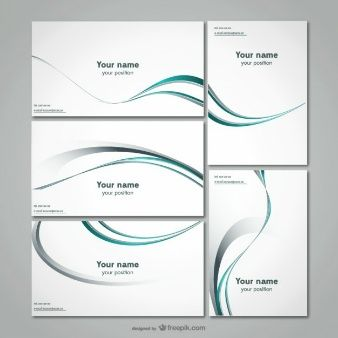 Simple line card template vector material design pinterest simple line card template vector material colourmoves Image collections