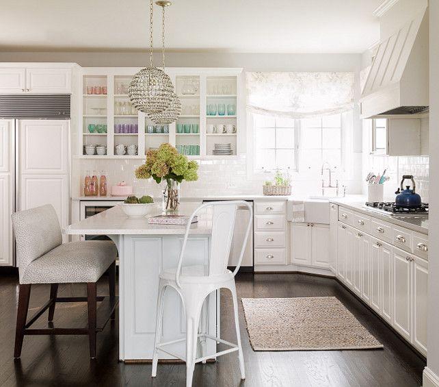 Beautiful Neutral Family Home Decorextra Corner Sink Kitchen L Shaped Kitchen Designs L Shaped Kitchen