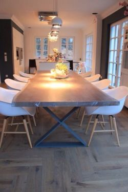 Massivholztisch Esstisch Designtisch Holztisch Baumtisch Auf Mass Massivholztisch Eichentisch Esstisch Modern