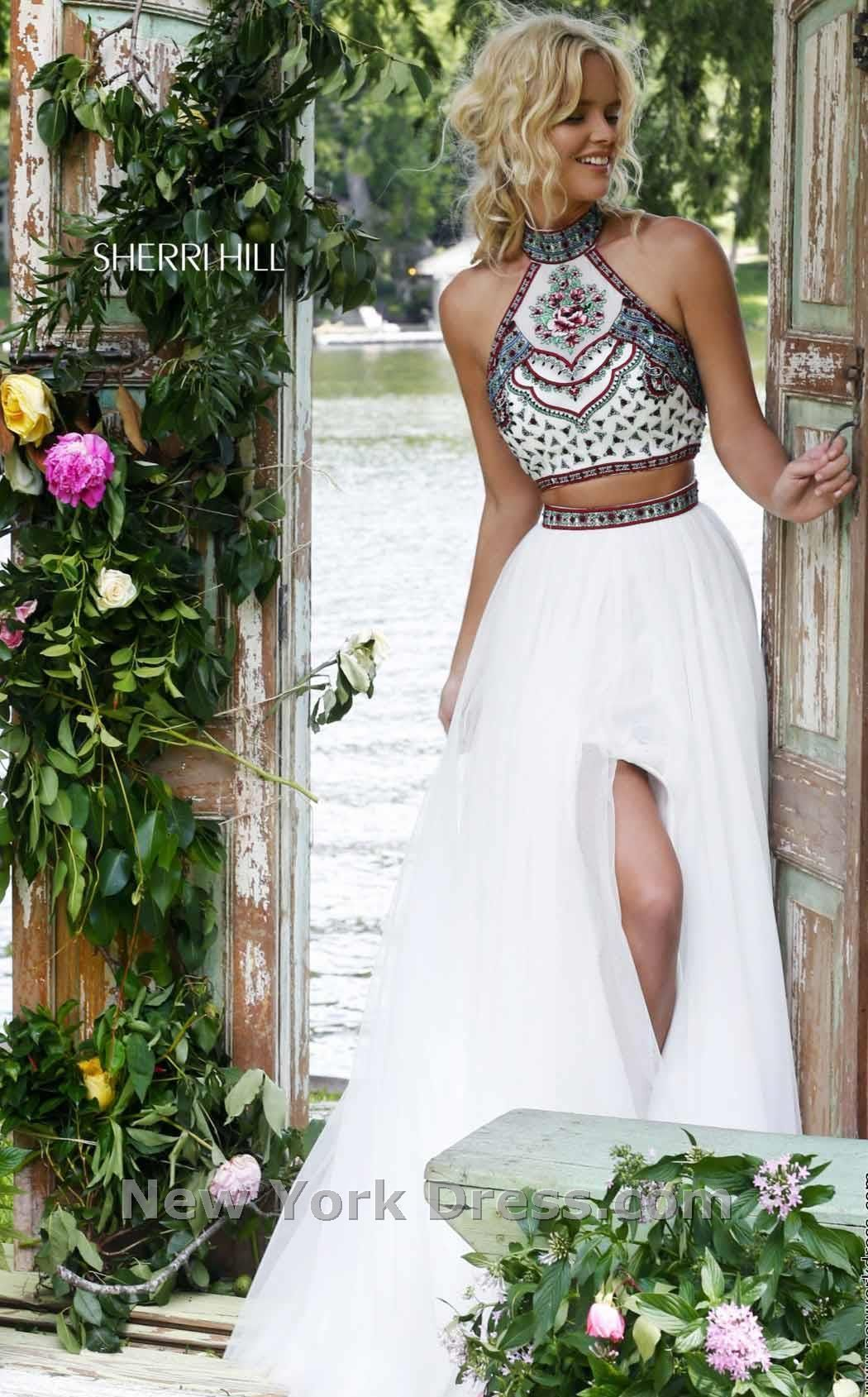 Sherri Hill 50075 Art Prom Dresses Dresses Prom