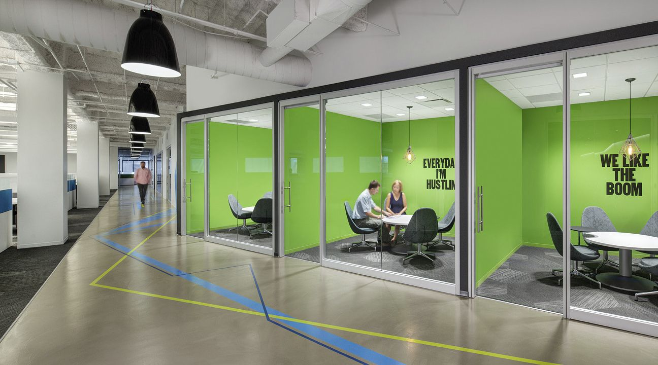 The Huddle Room Finding The Right Technology Solution Office