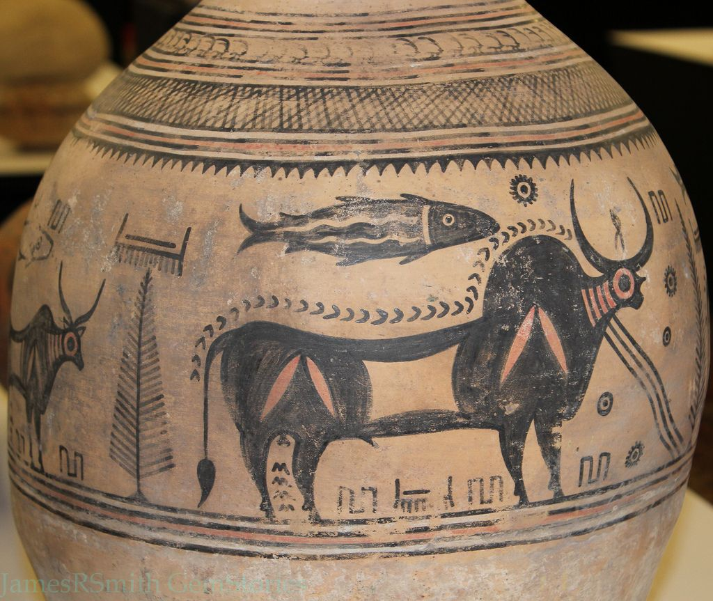 Ancient Ceramics From Indus Valley