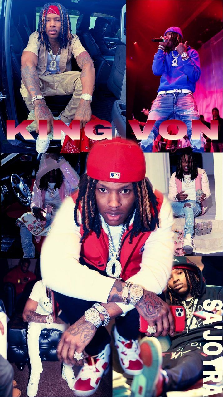 King Von Wallpaper - Wallpaper Sun