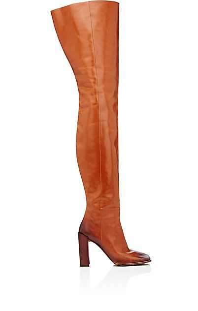 07fae671539 We Adore  The Leather Over-The-Knee Boots from Balenciaga at Barneys New  York