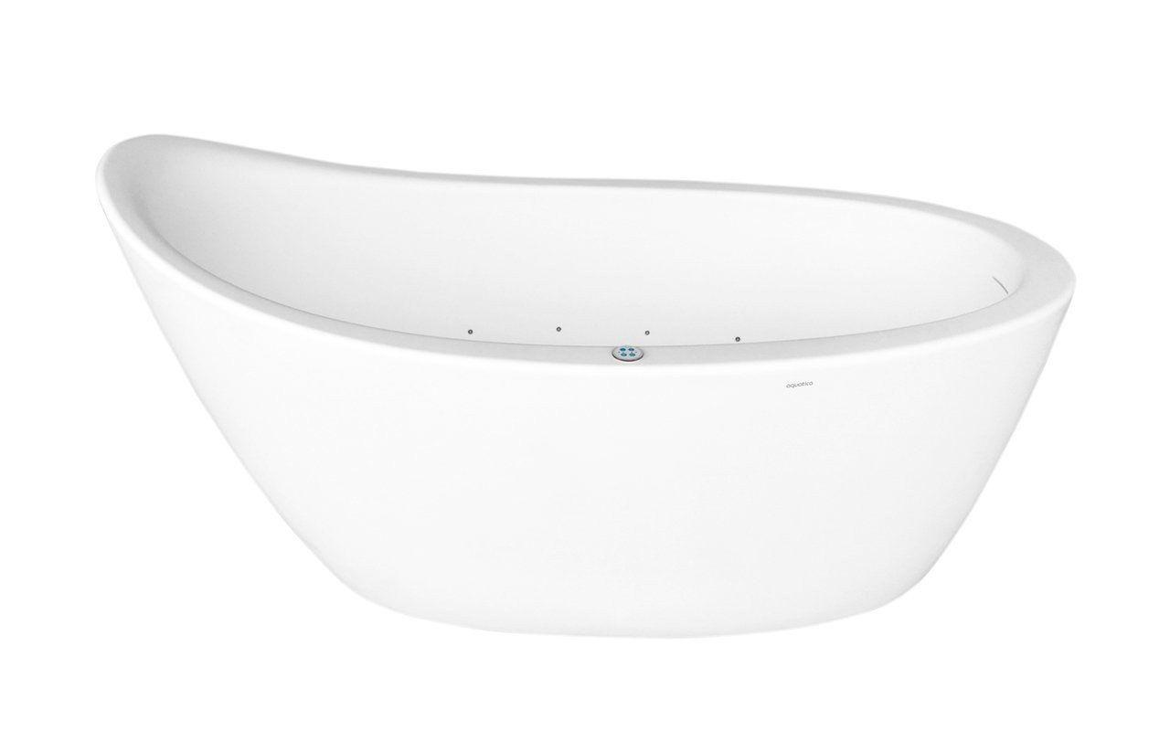 Aquatica Emmanuelle 2 Relax Solid Surface Air Massage Bathtub ...