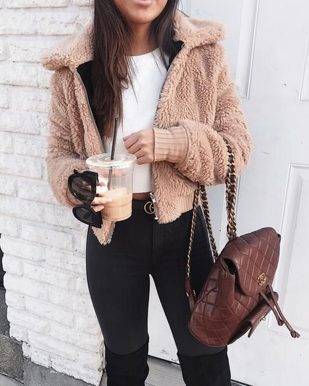 43 Schöne Winter Outfits Ideen Mädchennacht   – Women Fashion