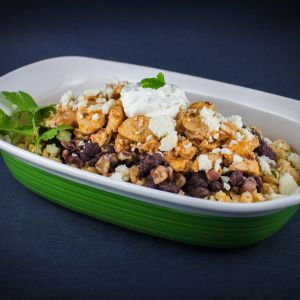 A New Chapter and Chipotle Chicken Rice Bowls