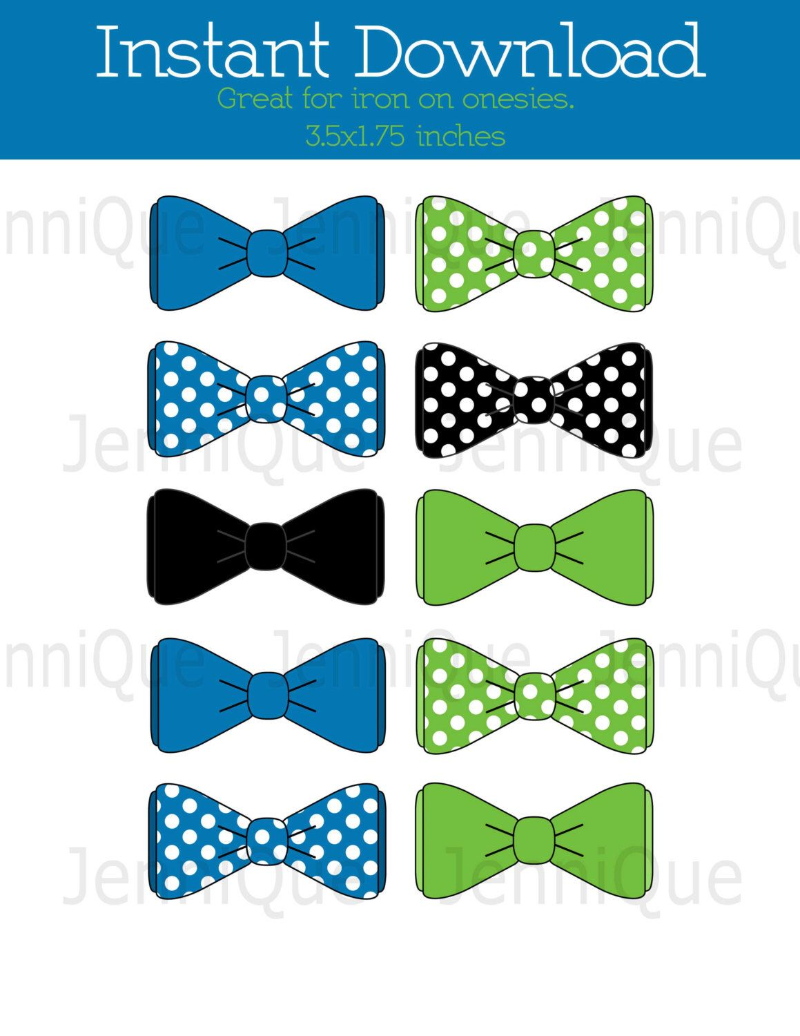 Printable Bow Tie, Bow Tie Cut Outs, Bow Tie Baby Shower Decoration, Iron  On Bow Tie Cut Out For Onesies, Photo Booth Ideas #SBT01