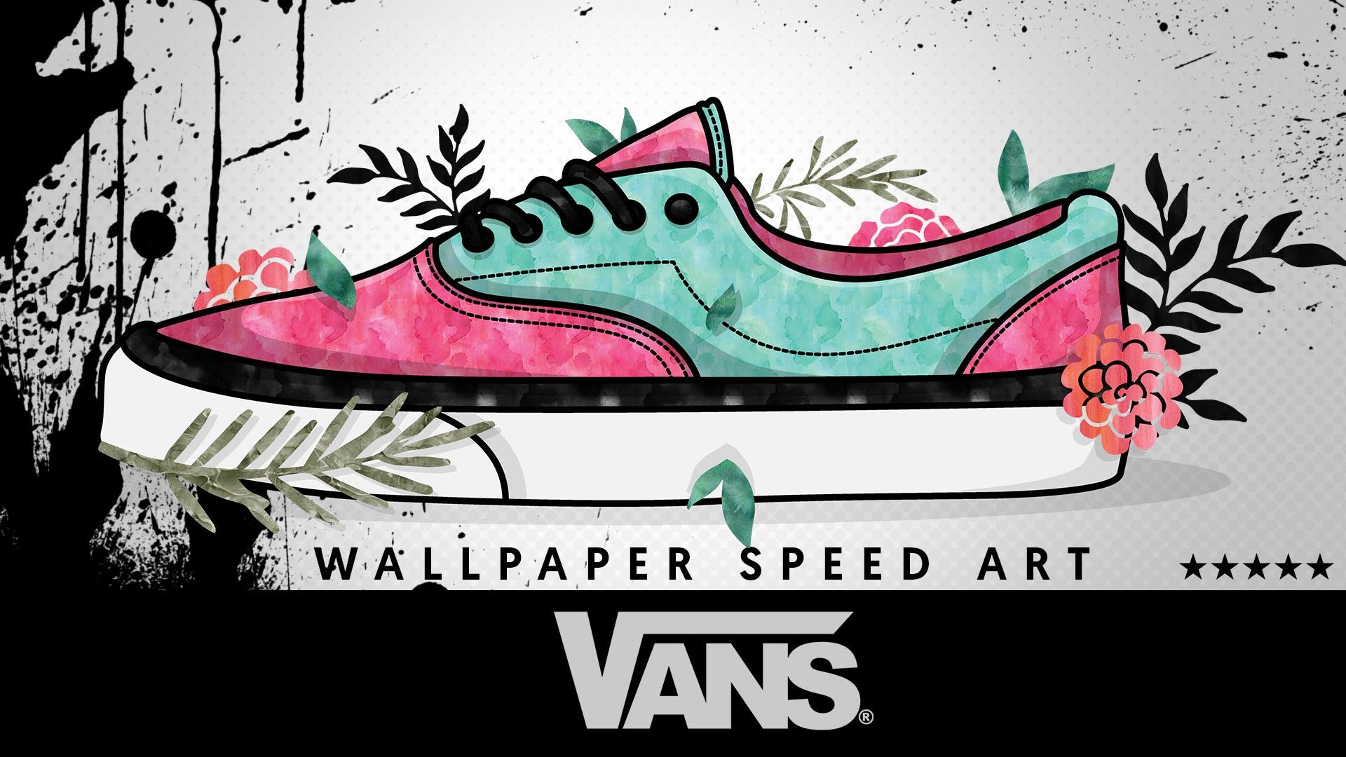 Black Vans Off The Wall Logo Picture White Wallpaper Hd For