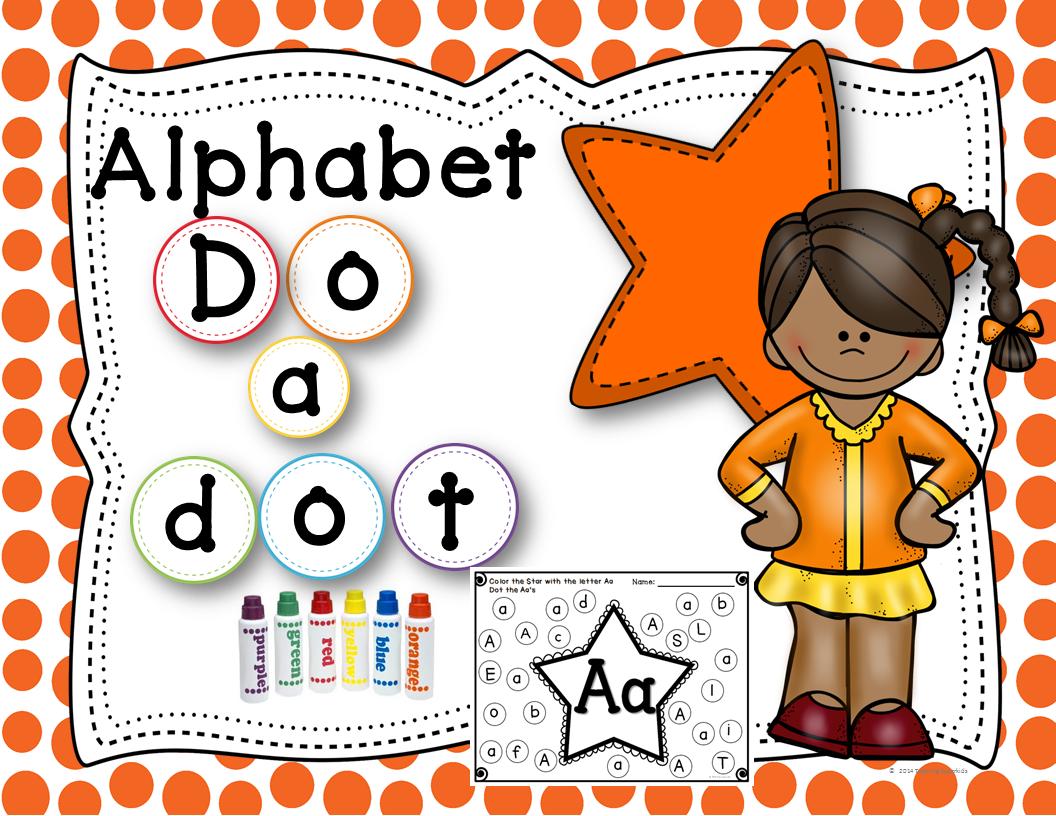 Alphabet Activities Dab A Dot