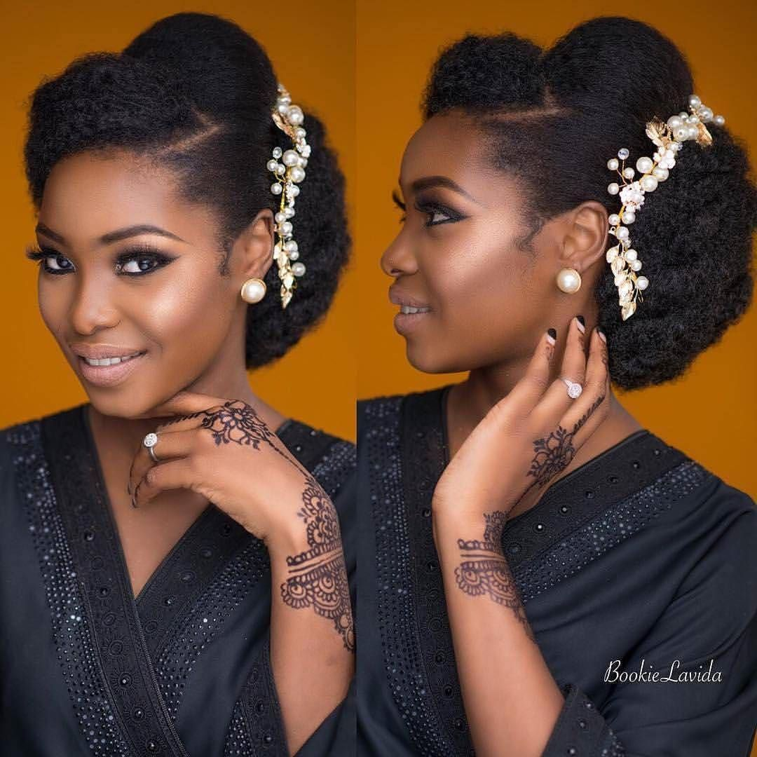 Gorgeous weddingdigestnaija protectivestyles naturalhair