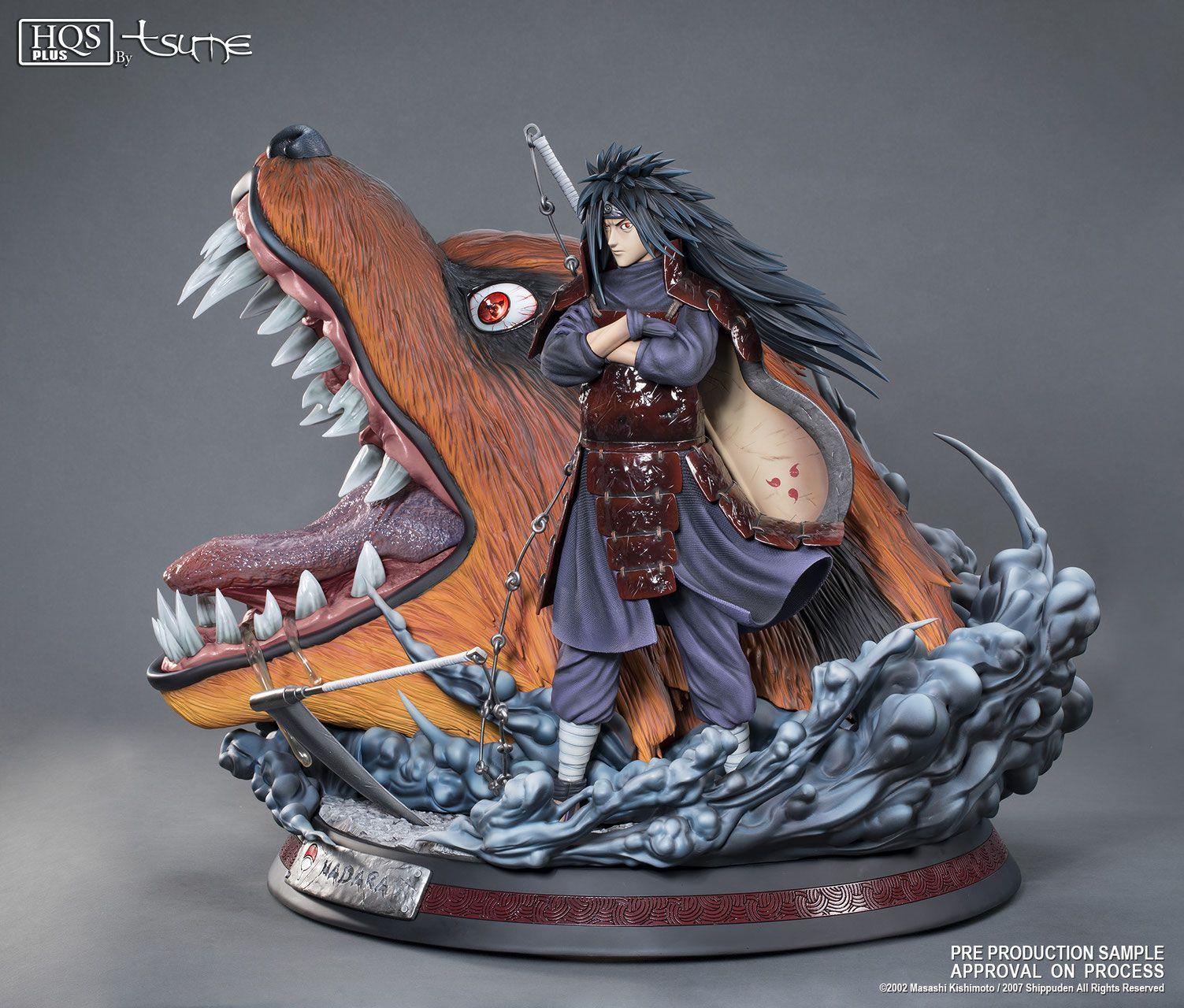 Tsume Art Figuren Von Naruto