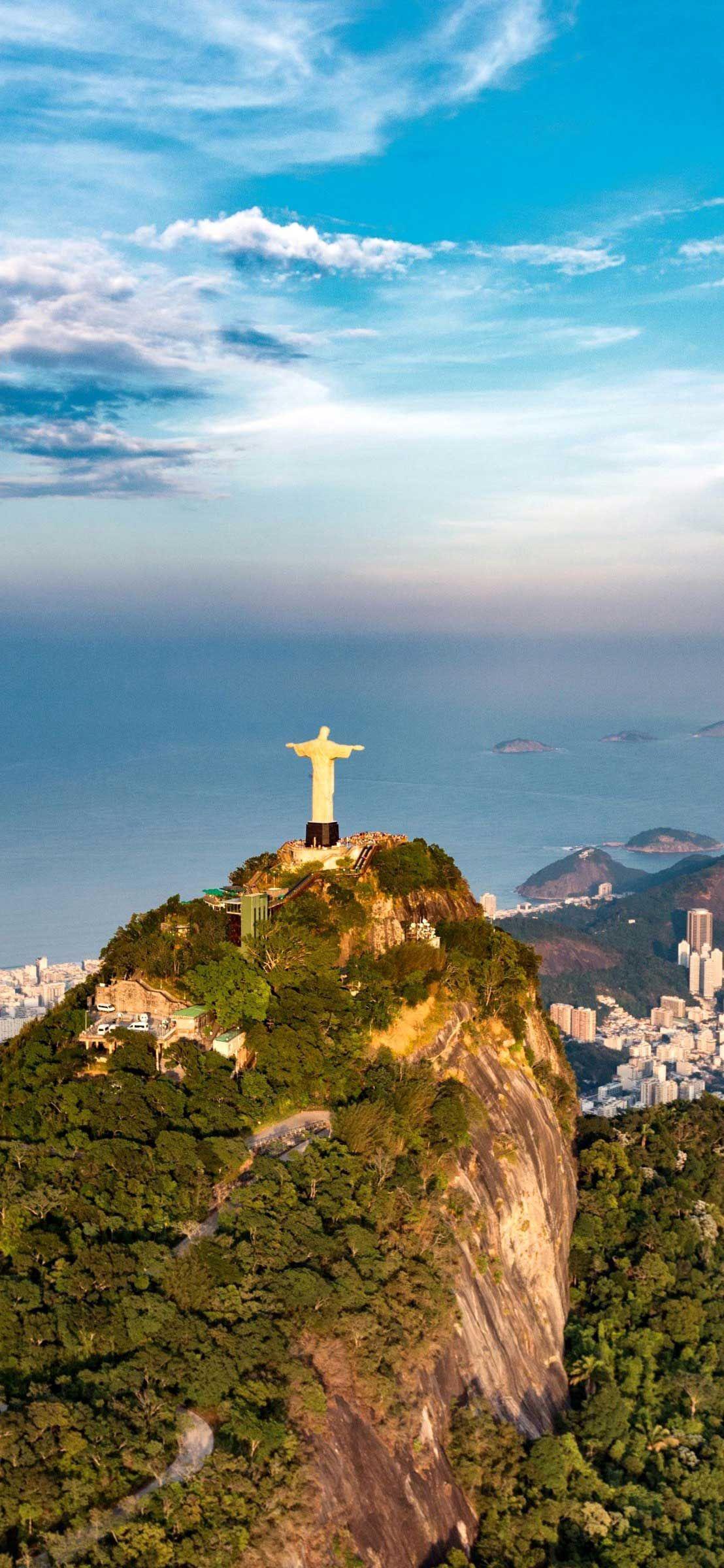 Iphone Wallpaper Cliffs Of Rio De Janeiro City Hd Wallpaper Hd Wallpaper Best Nature Wallpapers