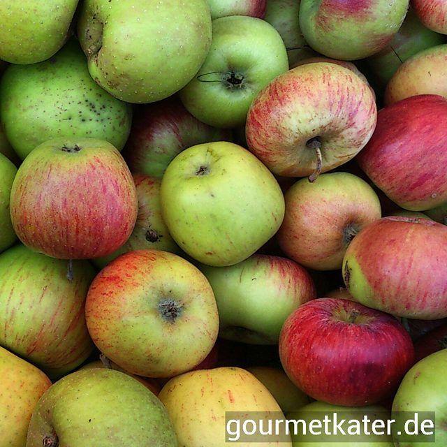 Fall-Obst, aber kein Abfall! Meine leckeren Äpfel! #food #gardening