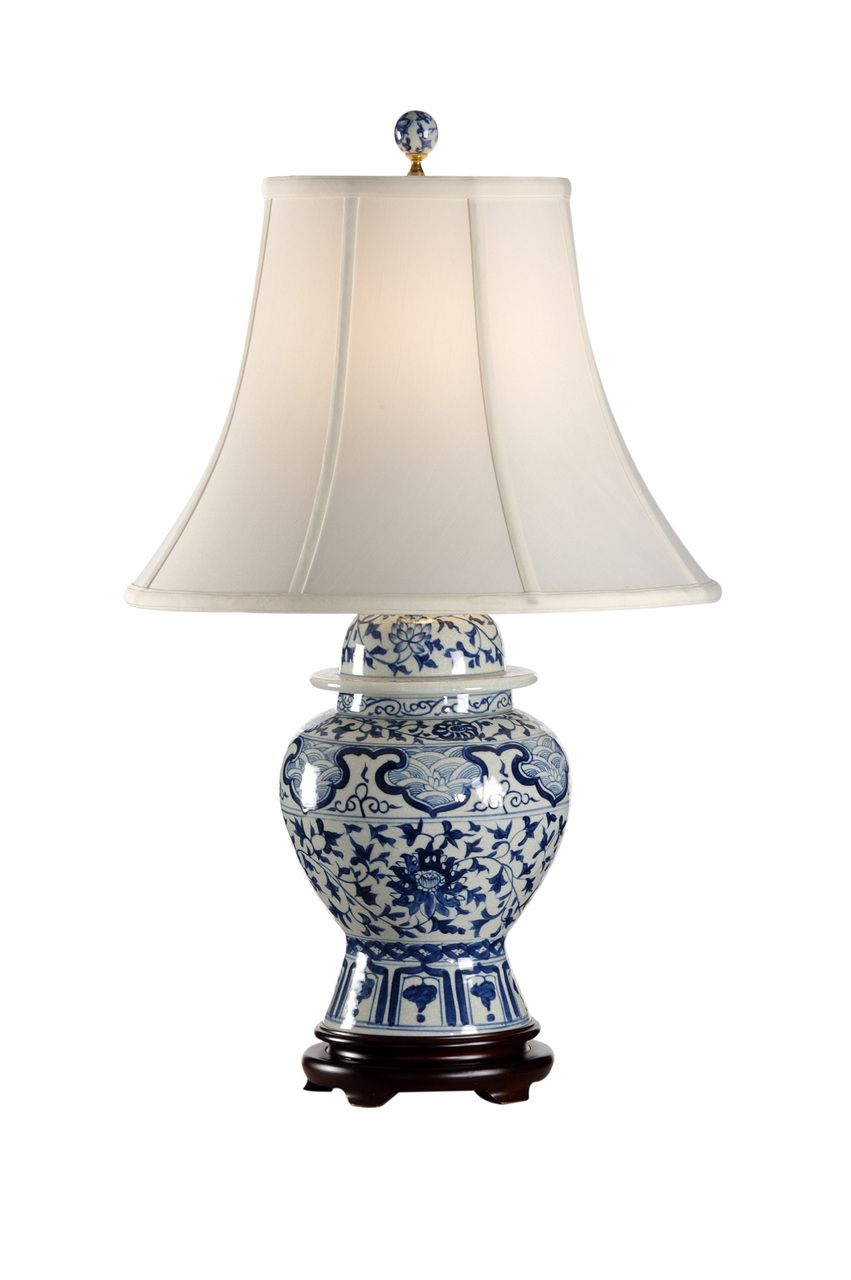 Homepage Fine Home Lamps Blue And White Lamp Lamp Blue White Decor
