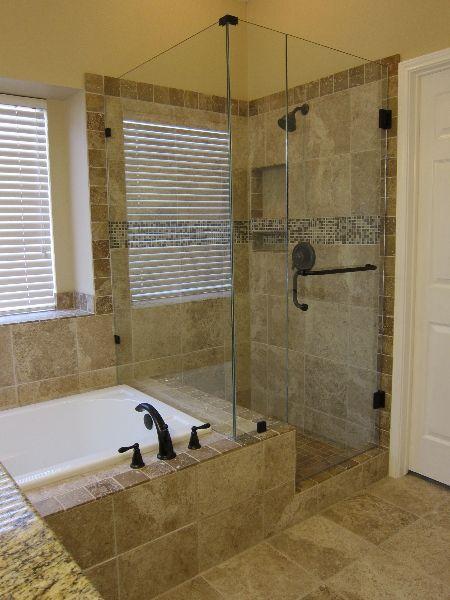 Bathroom Remodel By The Floor Barn In BurlesonTX Tile Used Was - Bathroom remodeling burleson tx