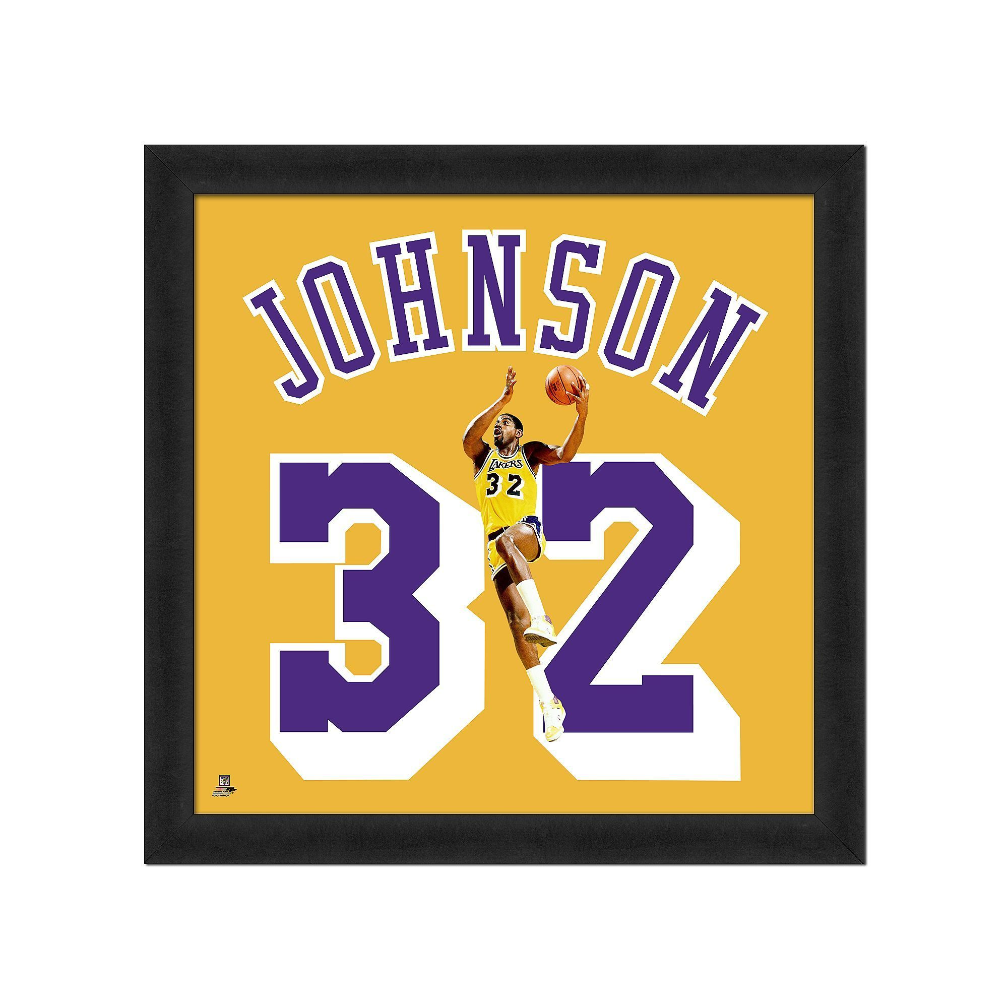 99db8e228a6 ... Shadowbox Display (PSA COA Lakers Basketball Pinterest Image is loading  MAGIC-JOHNSON-AUTOGRAPHED-FRAMED-LOS-ANGELES-LAKERS Magic Johnson Framed  Jersey ...
