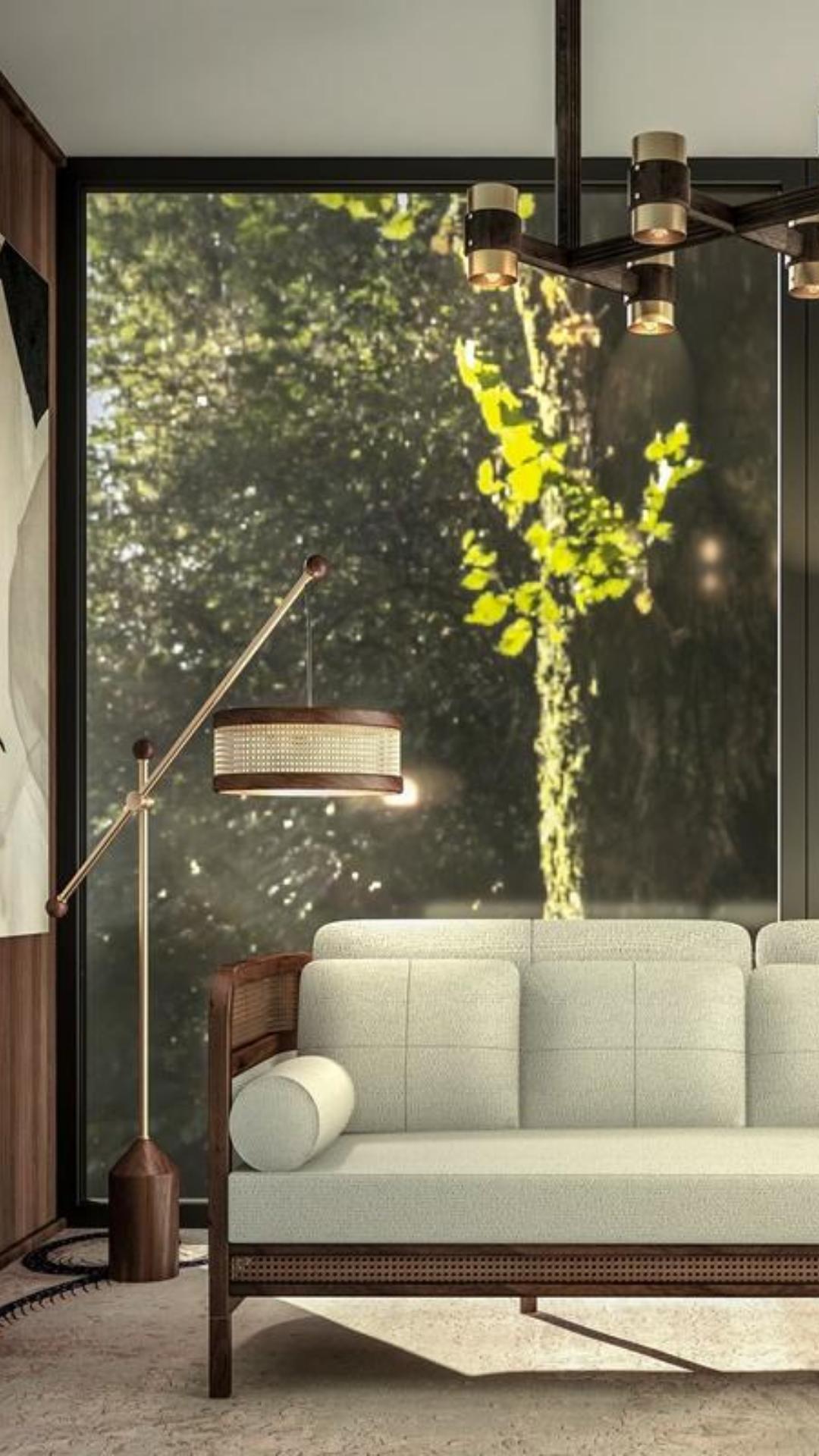 Wood Sofa Living Room Decor Furniture Design Wood Settee Sofa Ideas Rattan Details In 2020 Trending Decor Wooden Sofa Living Room Design Inspiration #wooden #sofas #for #living #room