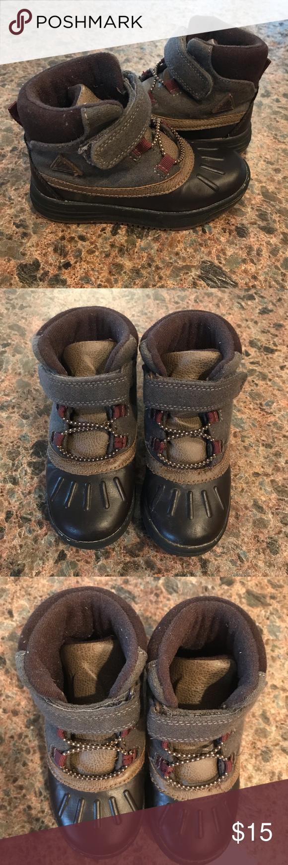 4f00d37cd Carter s Toddler Boy Size 7 Snow Boots