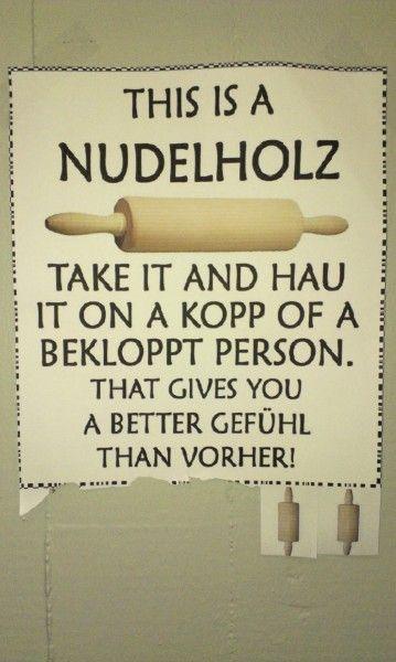 Notes of Berlin: Kuriose Zettelwirtschaft #funnyfails