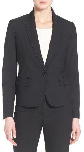 Anne Klein One-Button Suit Jacket || $94.99 at Nordstrom