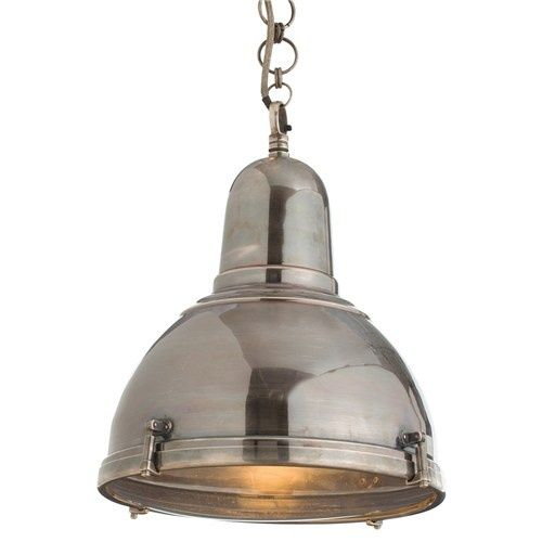 Arteriors Soho Industrial Style Pendant Light Fixture   If I Ever Pull Down  The Cabinet Between Part 50