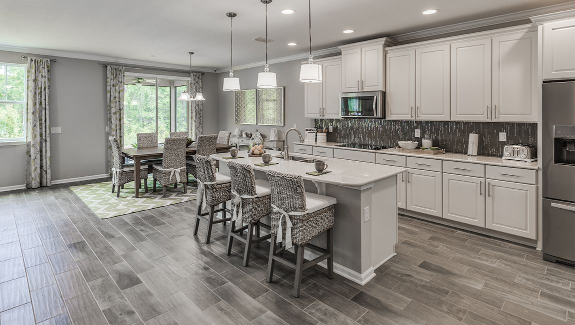 New Homes In Eagle Crest Fleming Island Florida D R Horton Home New Homes New Homes For Sale