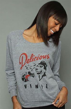 Delicious Vinyl Streetwear Fashion Clothes Women