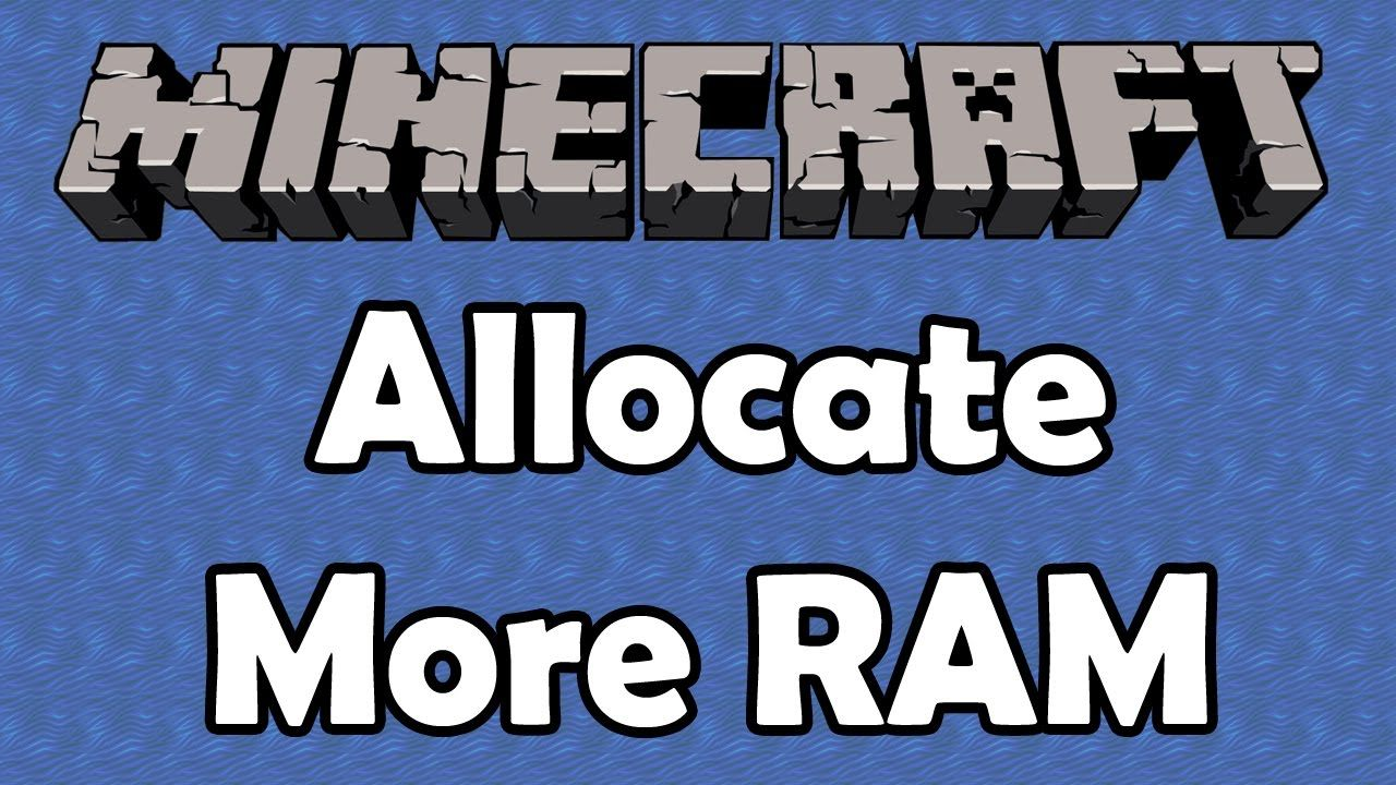 How To Allocate Extra Ram For Minecraft 1 11 2 New Launcher Minecraft 1 Minecraft Ram