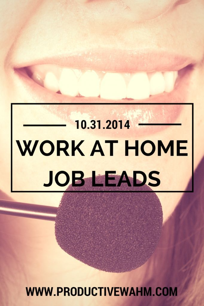 http://Amazon.com is still hiring people to work from home! Find out more about this opportunity and work at home jobs in this week's listings! #wahm #workathome #telecommuting