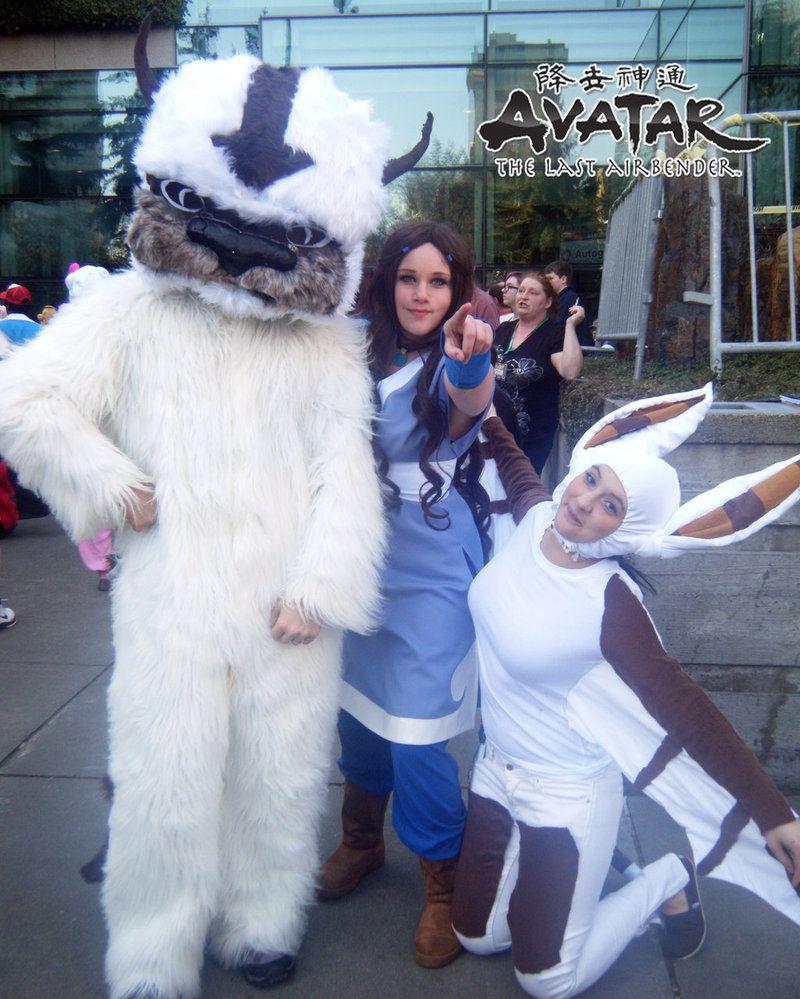 appa costume Zuko And Katara Kimmi Cosplay (With images