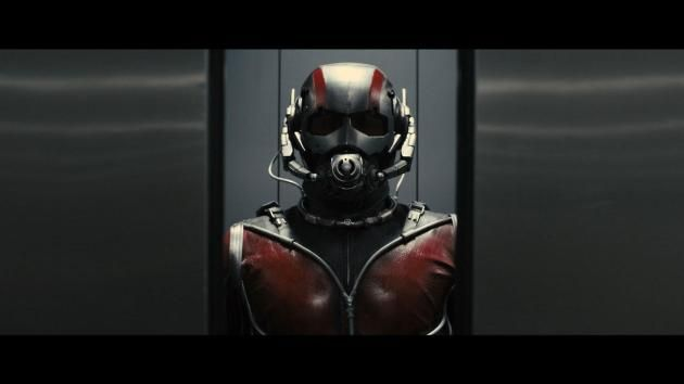 Ant-Man Concept Art: Marvel's Tiniest Hero Looms Large