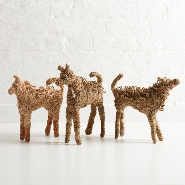 Gifts for Grandparents: String Dog by Joanne B Kaar