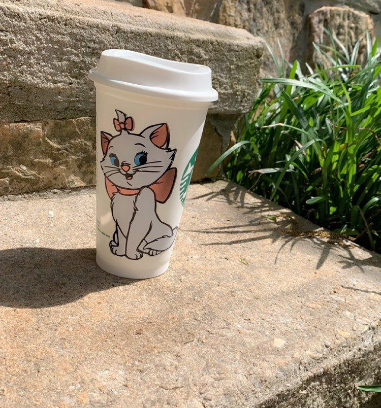 Marie Inspired Cold Cup