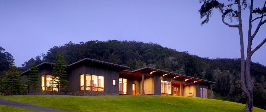 Waimea House By Walker Warner Architects Ranch Style House Designs Ranch Style Homes Modern Ranch Style Homes