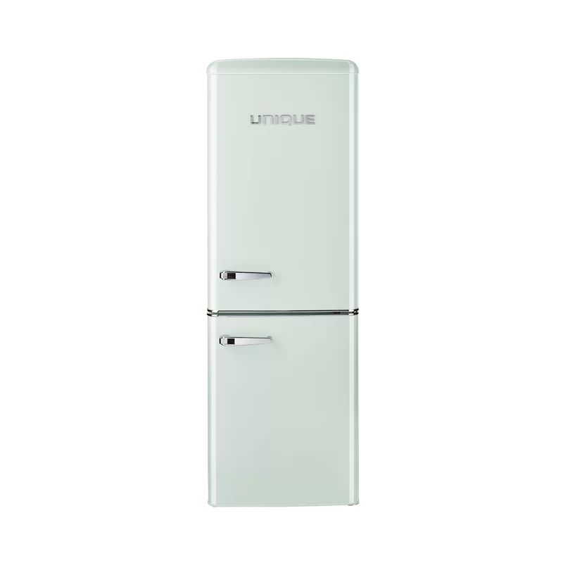 Classic Retro 22 Bottom Freezer Energy Star 7 Cu Ft Refrigerator In 2020 Bottom Freezer Energy Star Bottom Freezer Refrigerator