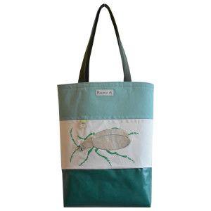 Tas 1: Sherbert and the Beetle - voorkant voor #SR13 www.bikkies.nl/sherbert-and-the-beetle-harriet-impey