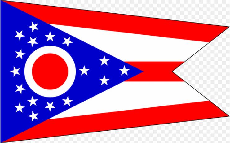 Ohio Court Records In 2021 Ohio Flag Ohio State Flag The Buckeye State