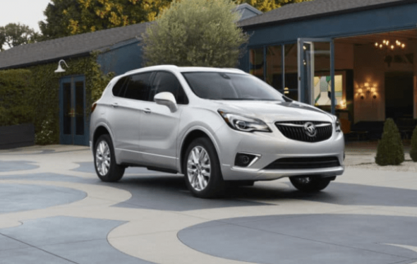 7 Reasons Why 2020 Buick Anthem Design Is Common In