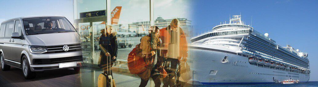 How To Get From Southampton Cruise Terminal To Southampton Airport
