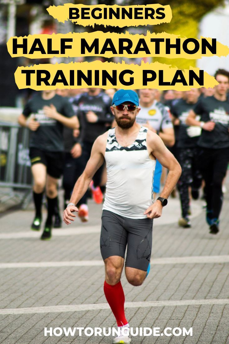 Half marathon training for beginners 7 steps to your