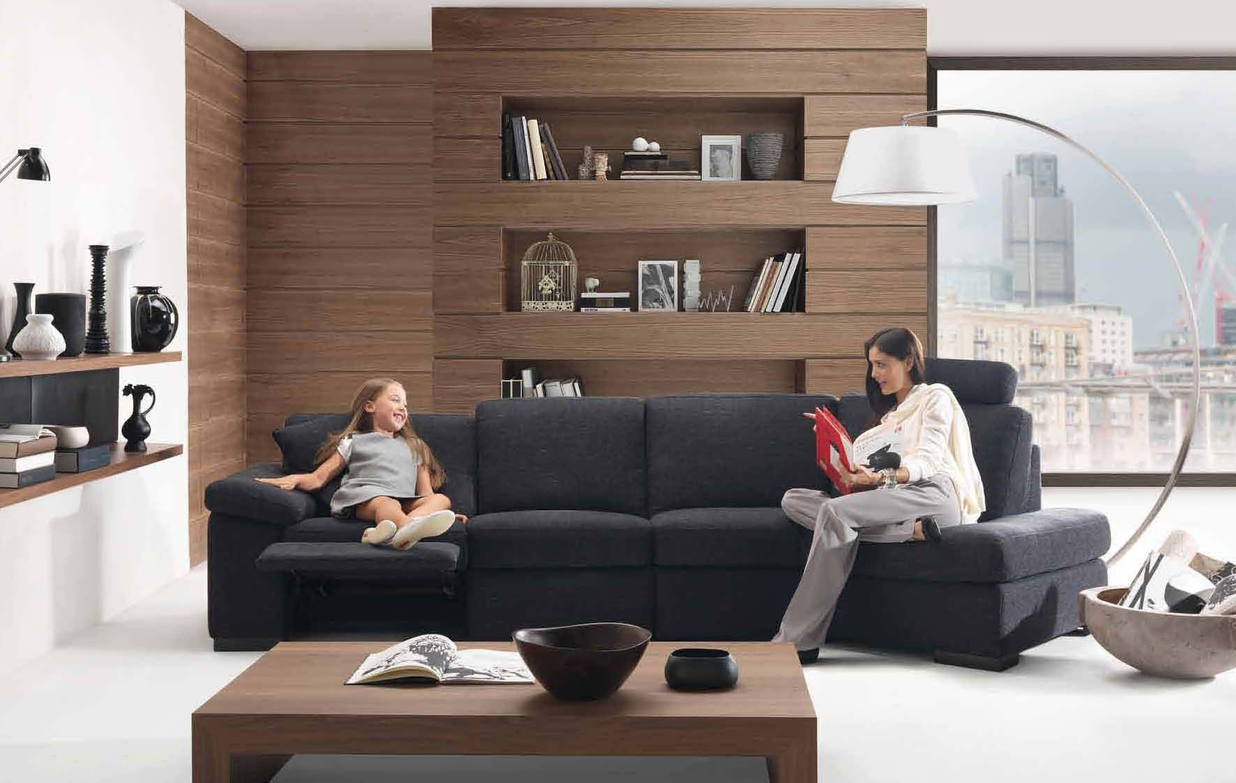 Ordinaire Minimalist Living Room Modern And Comfortable Retro Furniture Minimalist  Living Room Styles By Natuzzi Design Home
