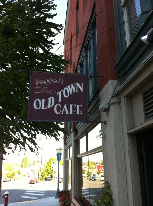 Old Town Cafe Central Business District Bellingham Wa Old Town Cafe Old Town Vegetarian Restaurant