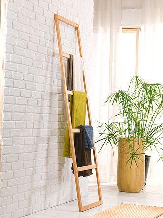 handtuchhalter 60cm breit 200cm hoch 2cm stark buche. Black Bedroom Furniture Sets. Home Design Ideas