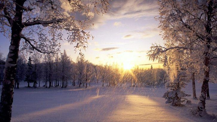 Fondos de pantalla paisajes invernales